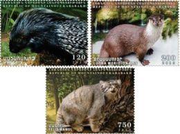 Armenia (Nagorno-Karabakh) 2013 Mih. 86/88 Fauna MNH ** - Armenien