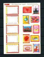 Holanda  Nº Yvert  Minipliego-1643/7  En Nuevo - Blocks & Sheetlets