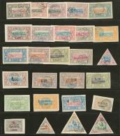 Collection. 1894-1902 (Poste), Entre Les N°6 Et 36, Obl. Choisies. - TB