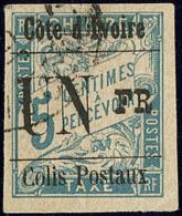 Colis Postaux. Type VIII. No 7g. - TB