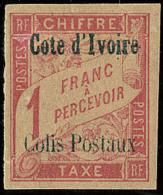 Colis Postaux. Sans Accent. No 4b, Très Frais. - TB