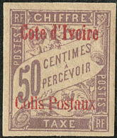 Colis Postaux. Sans Accent. No 3b, Très Frais. - TB