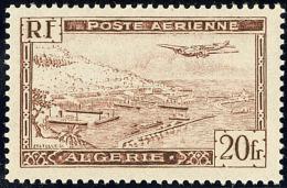 Poste Aérienne. Type II. No 4A. - TB