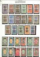 TOGO. Collection. 1916-1955 (Poste, PA, BF, Taxe), Complète + Divers Modernes Et Qqs Doubles Obl. - TB