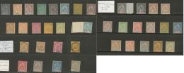 Collection. 1894-1944 (Poste, PA, Taxe), Valeurs Moyennes Et Séries Complètes, + Sénégambie