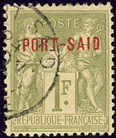Emission Provisoire Locale Vendue Du 17 Au 24 Novembre 1899 (cote Yv. Spé 2013). Nos 1A à 14A + 2 CP Affra