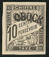 Taxe. No 2. - TB