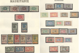 Collection. 1906-1944 (Poste, PA, Taxe), Des Valeurs Moyennes Et Séries Complètes, Quasiment Complè