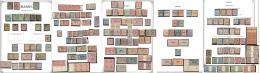 Collection. 1891-1965 (Postes Locales, Poste, PA, Taxe, CPx), Valeurs Moyennes Et Séries Complètes, Nombre