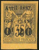 No 4, Petit Bdf, Très Frais. - TB