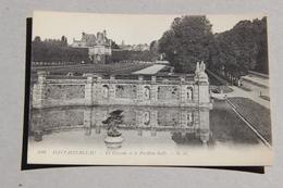 FONTAINEBLEAU (SEINE-ET-MARNE), La Cascade Et Le Pavillon Sully - Fontainebleau