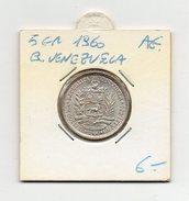 Venezuela - 1960 - 1 Bolivares - 5 Gr. - Argento - (FDC4480) - Venezuela