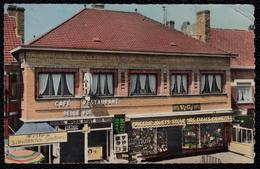 "WESTOUTRE - WESTOUTER "" CAFE RESTAURANT BELLE VUE "" - Heuvelland"