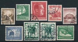 D. Reich Nr. 662-670 ~ Michel 12,00 Euro - Germany