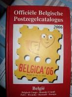 OFFICIELE BELGISCHE POSTZEGELCATALOGUS 2006 - Belgien