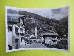 Pinzolo - Trento - Trientino - Val Rendena - Motivo Con La Chiesa Parrocchiale - Trento