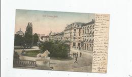 CHRISTIANA 1  CARL JOHANS GADE 1904 - Norvège