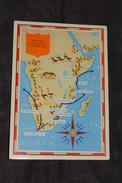 Carte D'afrique Belgana Envoyer 1956 Windhoek Auvelais Belgique  (9) - Namibia