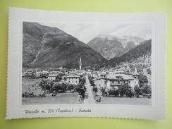 Pinzolo - Trento - Trientino - Val Rendena - Panorama - Entrata Al Paese - Trento