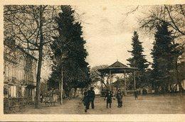 Condom Le Kiosque Des Promenades Circulee En 1946 - Condom
