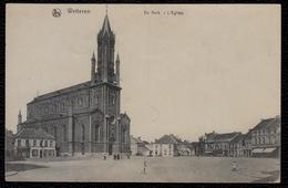 WETTEREN - Kerk - Niet Courante éditie De Pauw - Wetteren