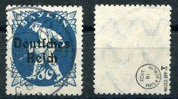 D. Reich Michel-Nr. 128X Gestempelt