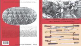 LES BAIONNETTES ERSATZ ALLEMANDES DE LA PREMIERE GUERRE MONDIALE. - Armes Blanches