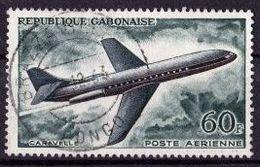 GABUN Mi. Nr. 177 O (A-4-9) - Gabun (1960-...)