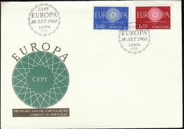 Portugal 1960 / Europa CEPT - Europa-CEPT