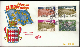Monaco 1962 / Europa CEPT - 1962