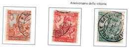 ITALIA REGNO 1928 EMANUELE FILIBERTO VITTORIA Usati /used - 1900-44 Victor Emmanuel III