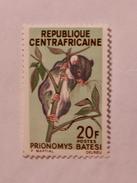 RÉPUBLIQUE CENTRAFICAINE  1966  LOT# 5  MOUSE - Centrafricaine (République)
