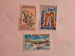 RÉPUBLIQUE CENTRAFICAINE  1965-70  LOT# 6 - Centrafricaine (République)