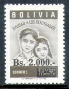 BOLIVIAYv. 424-MLH -BOL-8998 - Bolivie
