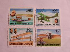 RÉPUBLIQUE CENTRAFICAINE  1976  LOT# 9  FIRST PLANE - Centrafricaine (République)