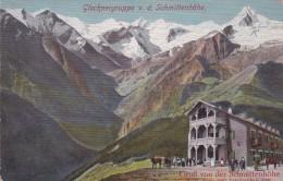 Glocknergruppe Von Der Schmittenhöhe * 10. 8. 1912 - Zell Am See