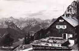 AK Erfurter Hütte Gegen Achensee Karwendel - 1955  (28596) - Achenseeorte