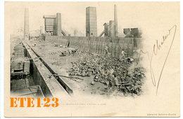 Mines De Lens - Vendin Le Viel - Fours A Coke - Mine - Mineurs - 62 Pas De Calais