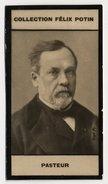 Collection Felix Potin - 1898 - REAL PHOTO - Louis Pasteur, Scientifique Français, Pionnier De La Microbiologie - Félix Potin