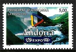ANDORRE 1998 N° 505 * * Neuf Lot - 1444 - Neufs