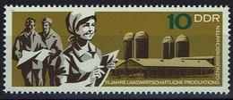 DDR 1967 - MiNr 1332 - 15 Jahre Landwirtschaftliche Produktionsgenossenschaften (LPG) - Agriculture