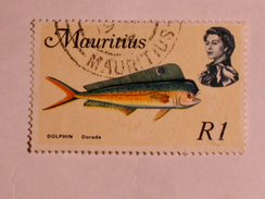 MAURICE / MAURITIUS 1969  LOT# 2  FISH - Maurice (1968-...)