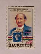 MAURICE / MAURITIUS 1991  LOT# 8 - Maurice (1968-...)