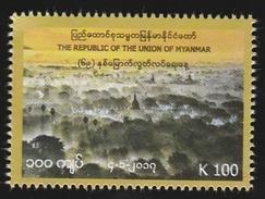MYANMAR 2017 MNH - Independence Day, 1v - Myanmar (Burma 1948-...)