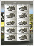 GERMANY DEUTSCHLAND 2017 ** Car Auto Voiture VW Golf Serie 1 M/S - OFFICIAL ISSUE - DH1716 - Automobili