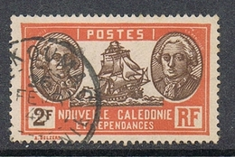 NOUVELLE-CALEDONIE N°157 Oblitération De KOUMAC - Gebraucht