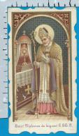 Holycard    F. Sch.N.   St. Alphonsius - Images Religieuses