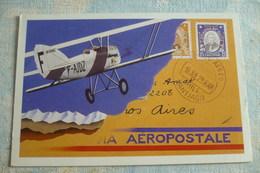 POTEZ 25  F AJDZ  AIR FRANCE - 1919-1938: Between Wars