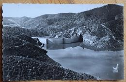 83 : En Avion Au-dessus De Fréjus - Le Barrage De Malpasset - (n°8059) - Frejus