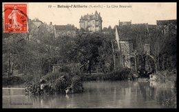 95 - BOISSY L'AILLERIE -- La Côte Beauvais - Boissy-l'Aillerie